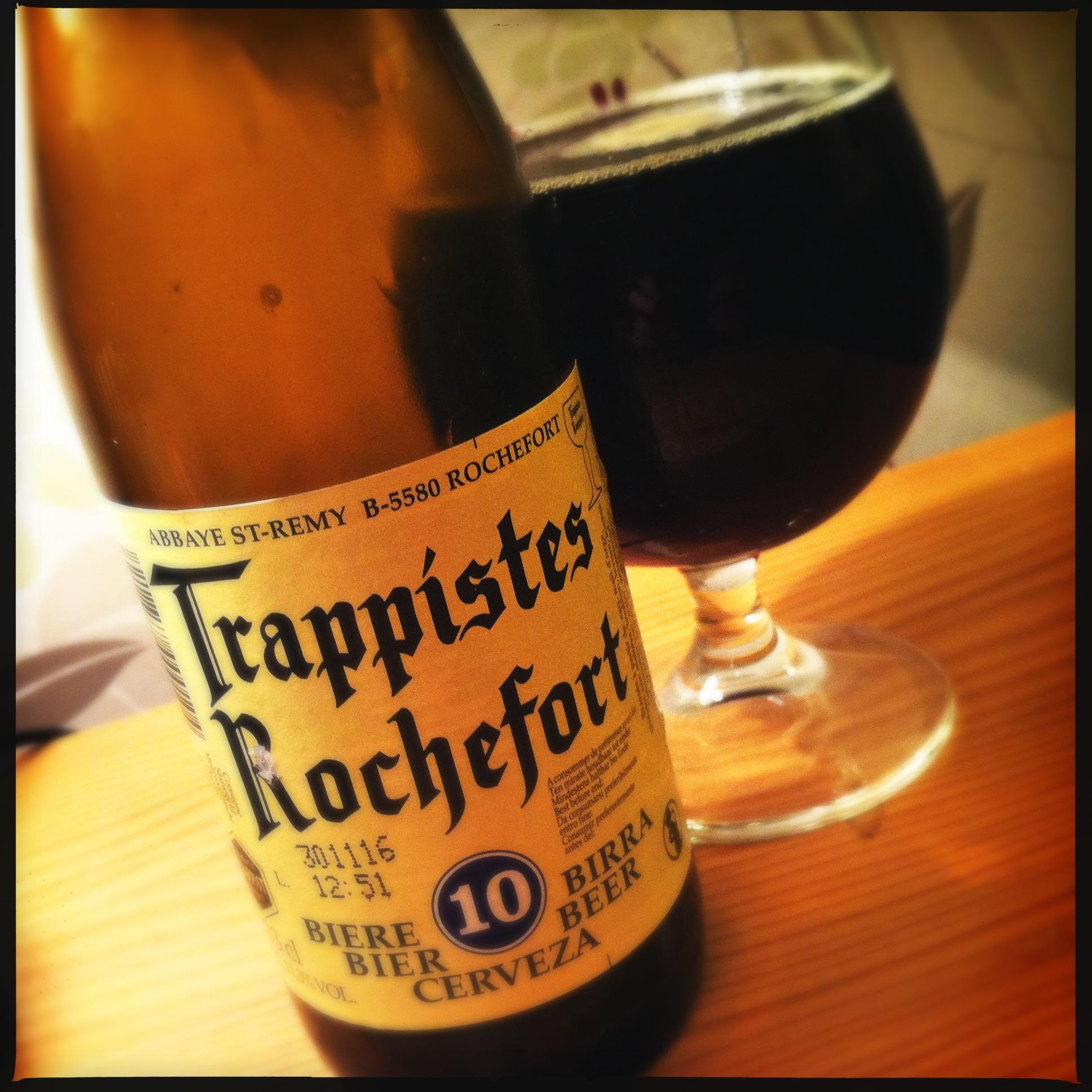 Abbaye St. Remy Trappistes Rochefort 10 (11.3%) | CAMRGB