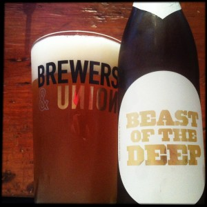 Beast Of The Deep