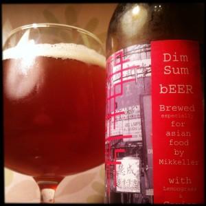 Dim Sum Beer