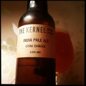 India Pale Ale Citra Chinook