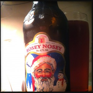Rosey Nosey