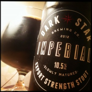 Imperial Export Strength Stout