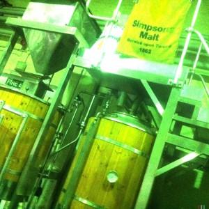 The Shepherd Neame Pilot Brewery.
