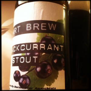 Blackcurrant Stout