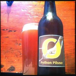 Python Pilsner