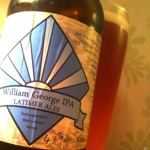 William George IPA