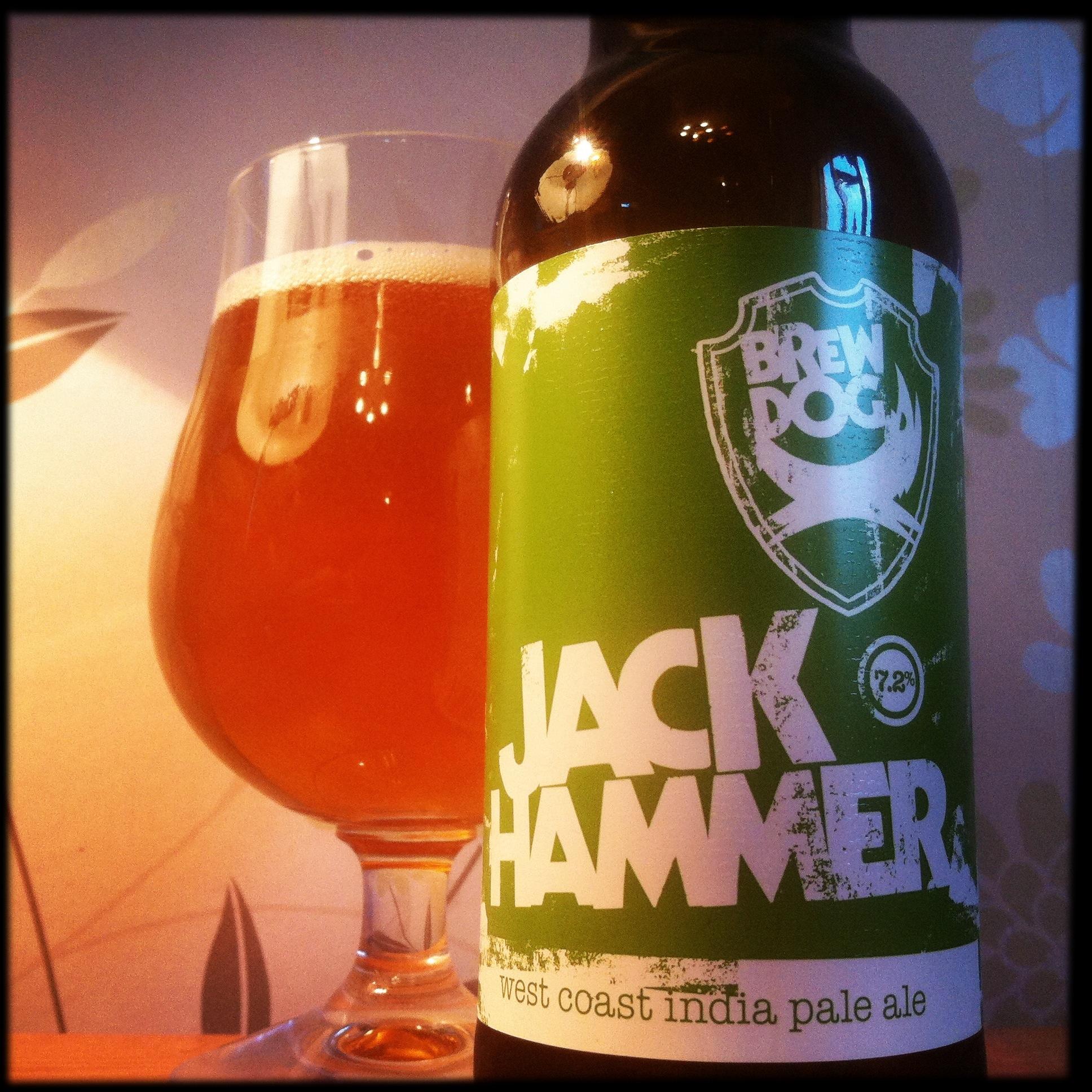 jack hammer brewdog