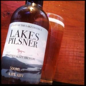 Lakes Pilsner
