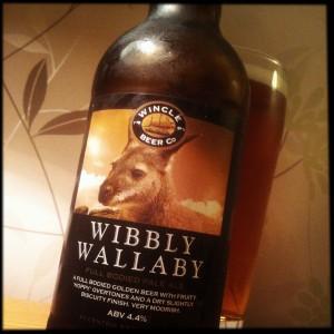 Wibbly Wallaby