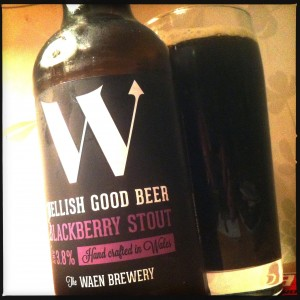 Blackberry Stout
