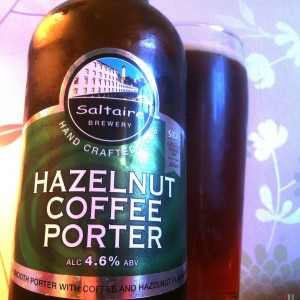 Hazelnut Coffee Porter