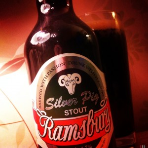 Silver Pig Stout