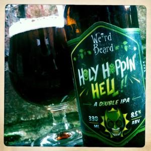 Holy Hoppin' Hell!!