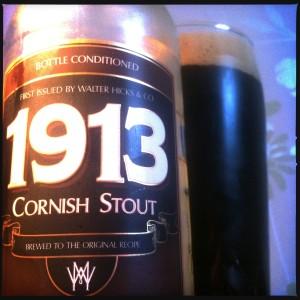 1913 Cornish Stout