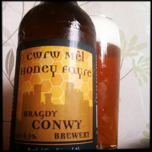 Cwrw Mêl Honey Fayre