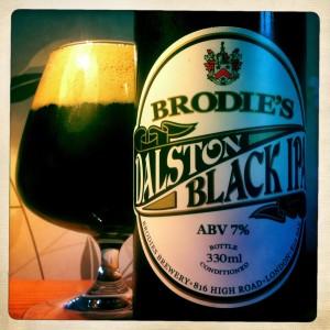 Dalston Black IPA