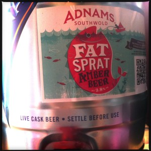Fat Sprat Cask