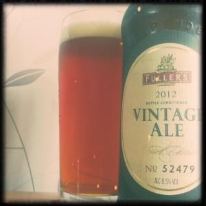 Vintage Ale 2012