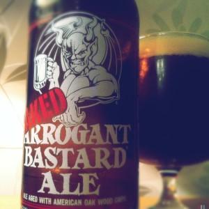 Oaked Arrogant Bastard