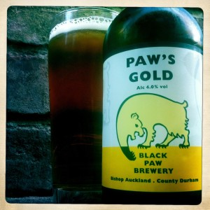 Paw's Gold