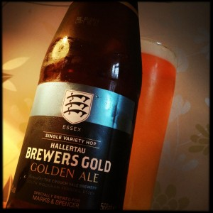 Hallertau Brewers Gold