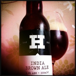 India Brown Ale