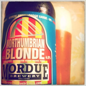 Northumbrian Blonde