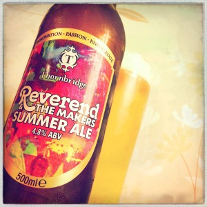 Reverend & The Maklers Summer Ale