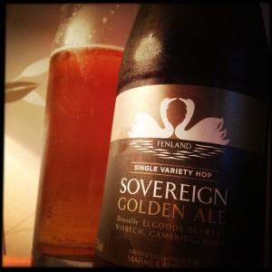 Sovereign Golden Ale