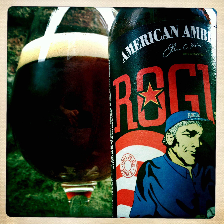 Rogue Ales American Amber Ale (5.8%) | CAMRGB