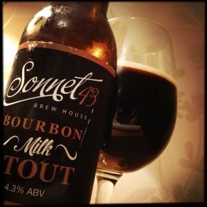 Bourbon Milk Stout