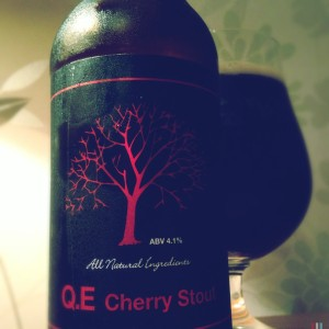QE Cherry Stout