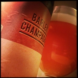 Barley Champagne