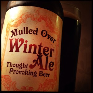 Mulled Over Winter Ale