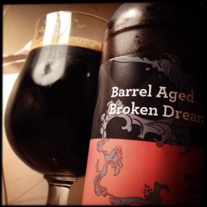 Barrel Aged Broken Dream