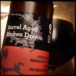 Barrel Aged Broken Dream (Jim Beam)
