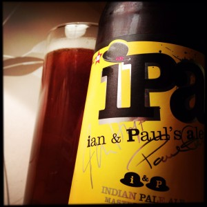 Ian & Paul's Ale