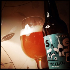Saison Traditional Spiced