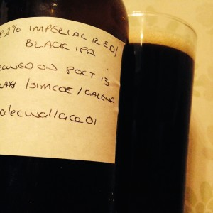 Imperial Red Black IPA