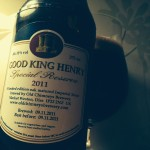 Good King Henry Special Reserve 2011