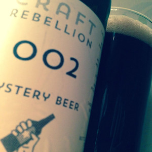 Mystery Beer 002