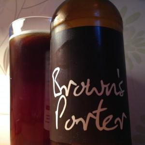 Brown's Porter