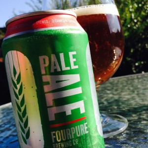 Pale Ale Can