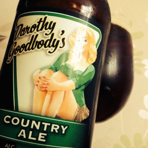 Dorothy Goodbody Country Ale