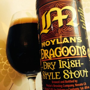 Dragoons Dry Irish Style Stout