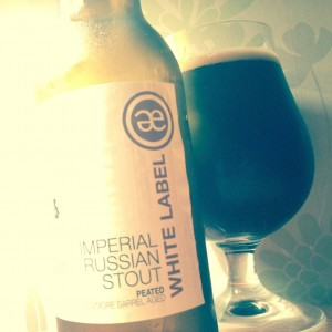 Peated Im[perial Russian Stout