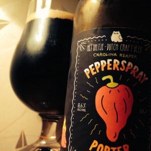 Pepperspray Porter