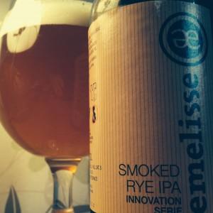 Smoked Rye IPA