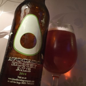 Avocado Honey Ale