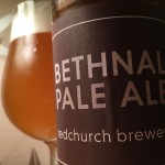 Bethnal Pale Ale